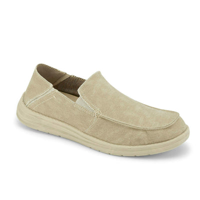 Sand-Dockers Mens Ferris Casual Loafer with 4-Way Stretch and FeelIt Comfort Footbed