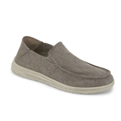 Grey-Dockers Mens Ferris Casual Loafer with 4-Way Stretch and FeelIt Comfort Footbed