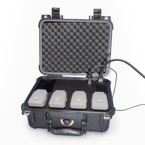 DJI Matrice M210v2 Critical Response Kit - with Flir, Zoom, Spotlight and Tether System (includes training)