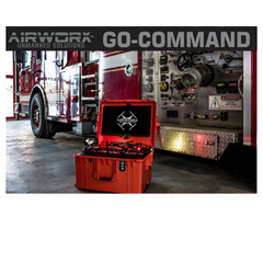 Airworx Go-Command™ with Autel Evo II Dual (Flir Boson Thermal) Aircraft System - Airworx Unmanned Solutions