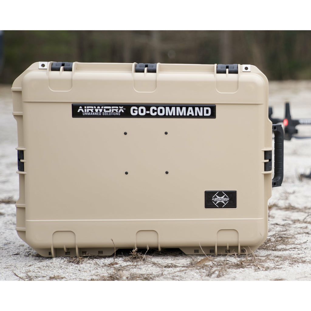 Airworx Go-Command™ with DJI Mavic 2 Enterprise Advanced (640 Thermal / 32x Zoom) - Airworx Unmanned Solutions