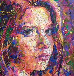 The Memory of You - Large Portrait