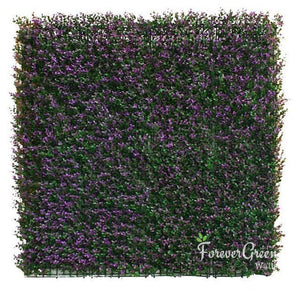 English Lavender | Artificial Plant Panel Artificial Plant Panel