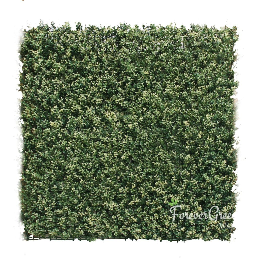 English Snow | Artificial Plant Panel Artificial Plant Panel