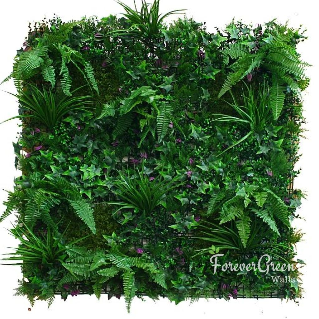 Forest Escape | Artificial Vertical Garden Artificial Vertical Garden