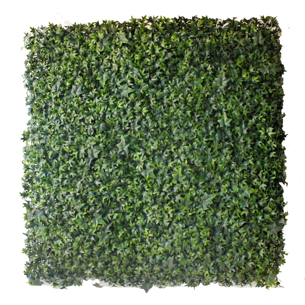 Ivy Leaf - Artificial Plant Screen | Forever Green Walls