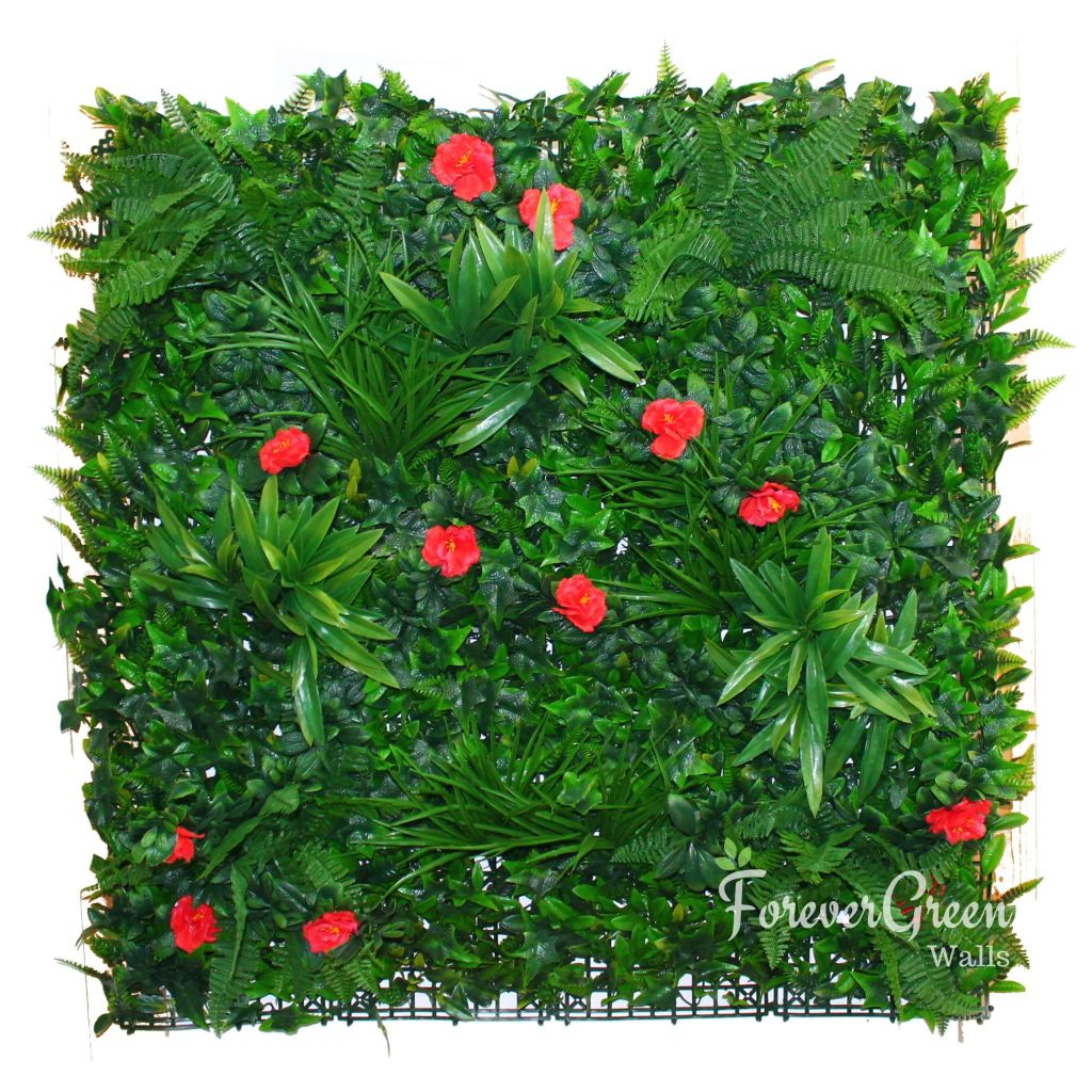 Japonica Forest | Artificial Vertical Garden Artificial Vertical Garden