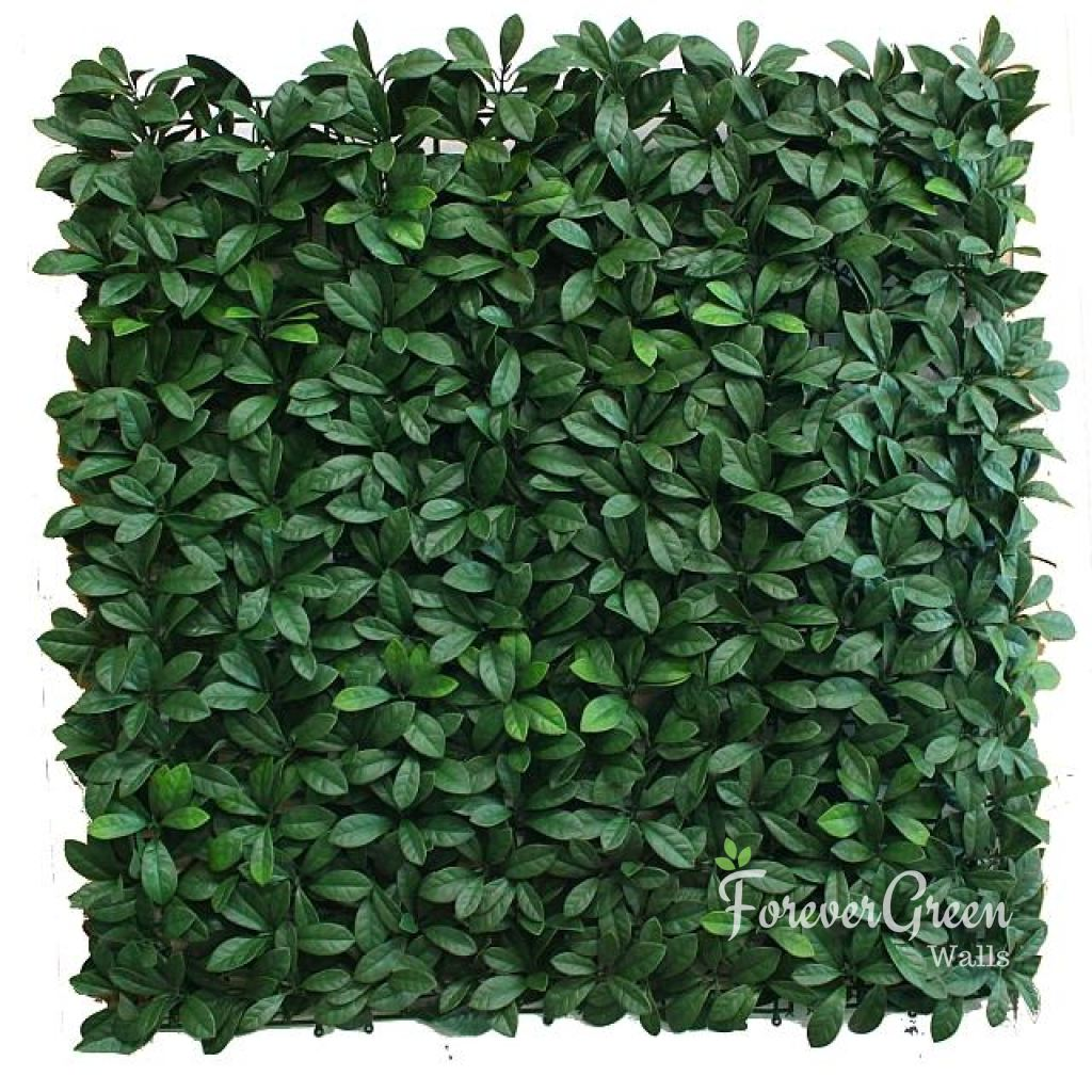 Laurel Leaf - Green | Artificial Plant Panel Artificial Plant Panel