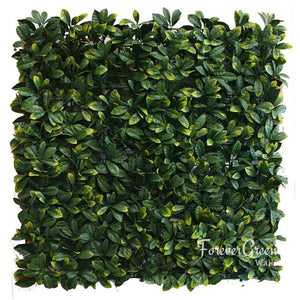 Laurel Leaf - Yellow | Artificial Plant Panel Artificial Plant Panel