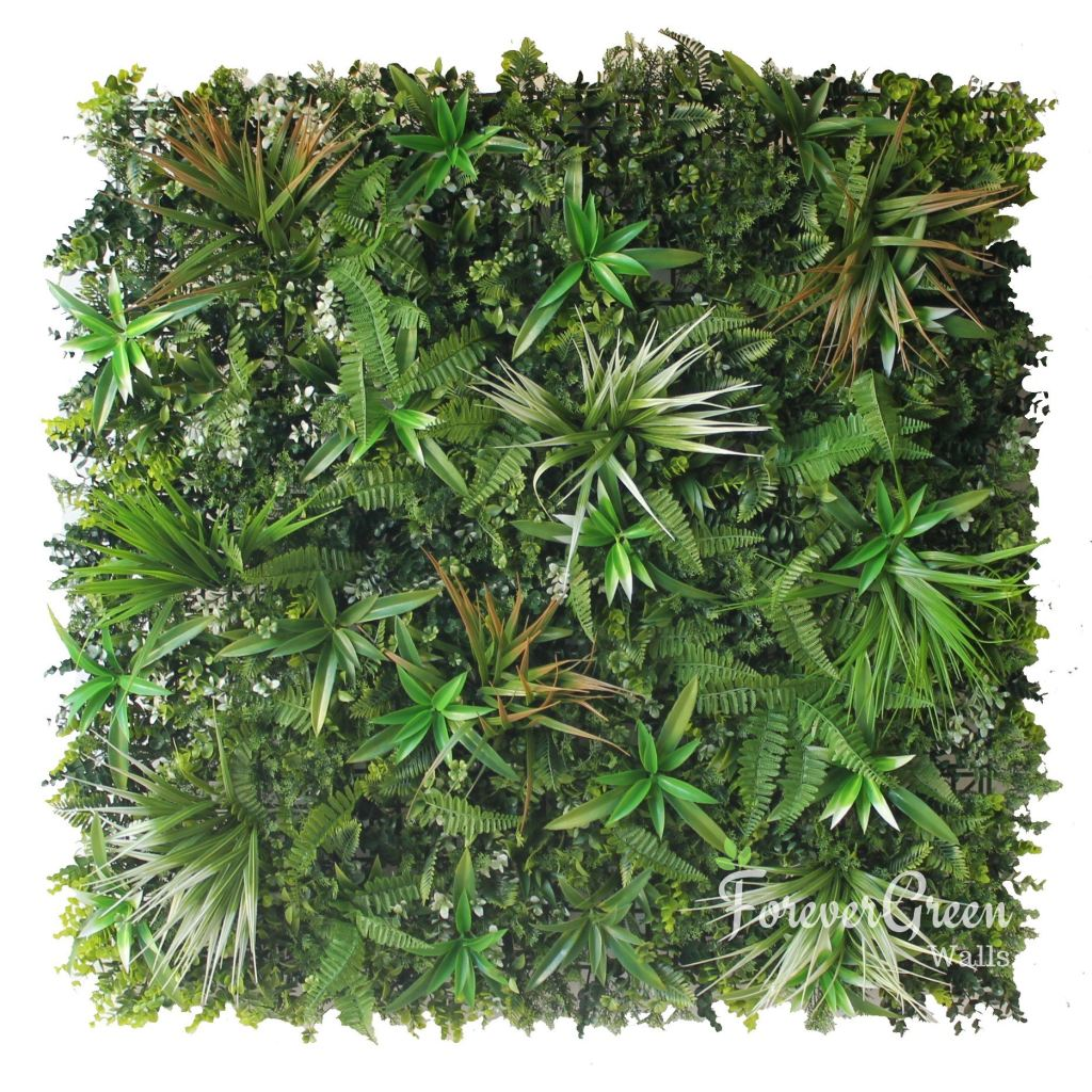 Wild Meadow | Artificial Vertical Garden Artificial Vertical Garden
