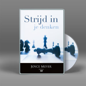Strijd in je denken – dvd