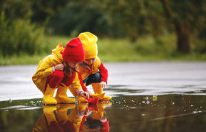 3 Big Reasons To Get Serious About Children's Rain Gear
