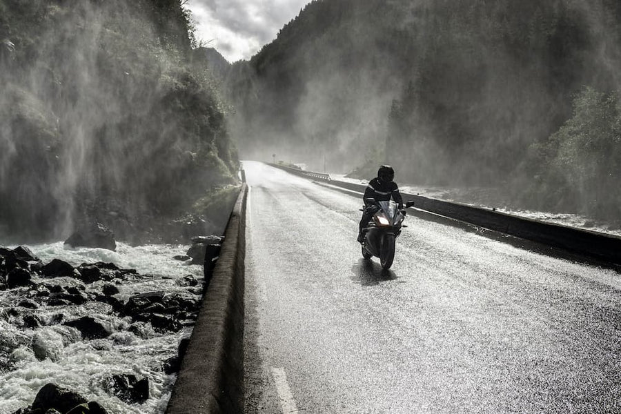 What You Need to Know About Motorcycle Rain Gear