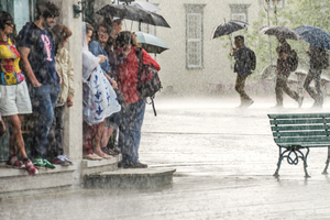 The Wettest City In The U.S. Might Surprise You