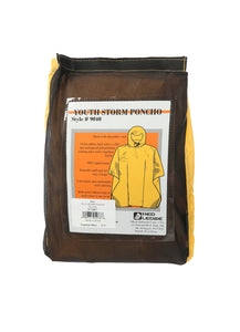 Youth Storm Poncho