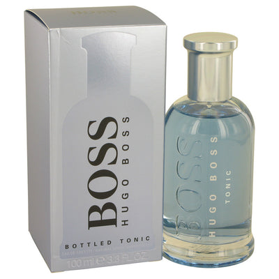 Boss Bottled Tonic Eau De Toilette Spray By Hugo Boss