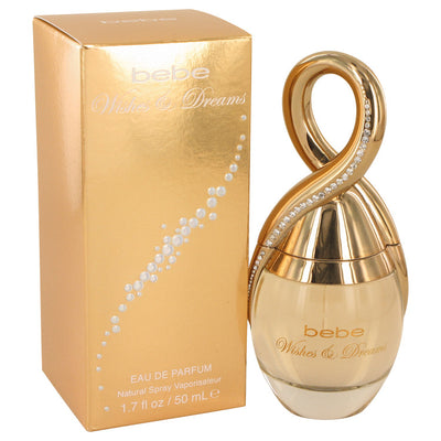 Bebe Wishes & Dreams Eau De Parfum Spray By Bebe