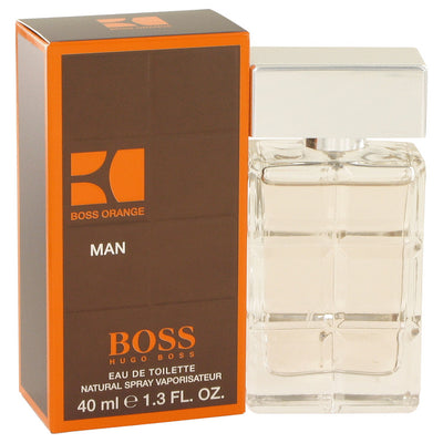 Boss Orange Eau De Toilette Spray By Hugo Boss