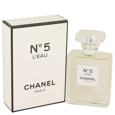 Chanel No. 5 L'eau Eau De Toilette Spray By Chanel