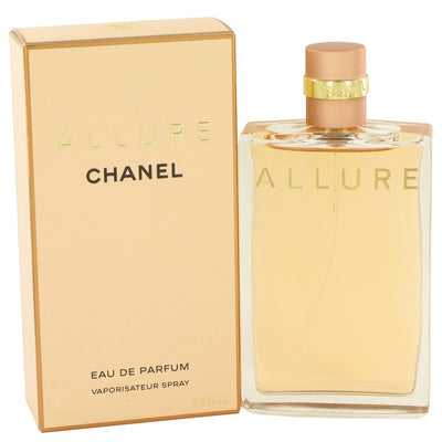 Allure Eau De Parfum Spray By Chanel