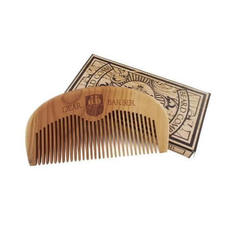 Dear Barber Beard Comb Skäggstyling Dear Barber
