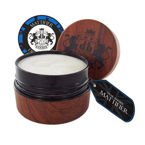 Dear Barber Mattifier Wax - 100 ml Hårstyling Dear Barber