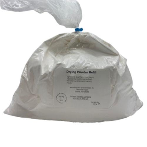 Tamara's Drying Powder -Refill 900 g Sockring Tamara's Professional