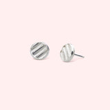 Jameela - Imprint Circle Studs