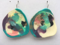 Nayyirah - Large Puddle Earrings