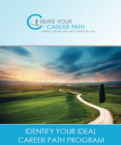 "$20 - HallieCrawford.com's ""Identify Your Ideal Career"" Workbook (Paperback) *Sale Price*"
