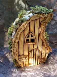 Enchanted Gnome House