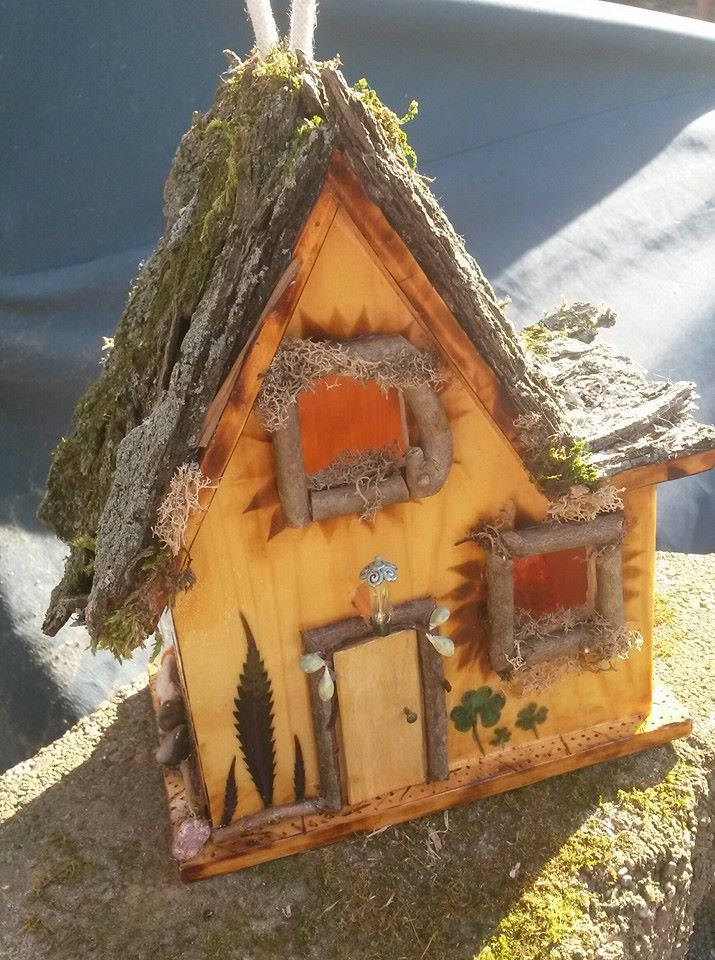 Enchanted Fairy House