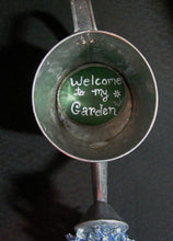 Watering Can Garden Art