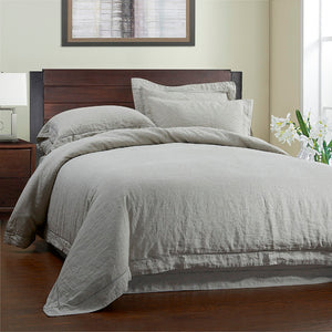 Mill MaisonMill Maison HARVEY 100% LINEN STONE WASH PREMIUM LUXURY BEDDING DUVET QUILT COVER SET - Home Decor HARVEY 100% LINEN STONE WASH PREMIUM LUXURY BEDDING DUVET QUILT COVER SET - Home Styling Ideas
