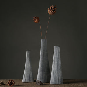 Mill MaisonMill Maison SUGO CONTEMPORARY STYLISH STONE CONCRETE LOOK FLOWER VASE - Home Decor SUGO CONTEMPORARY STYLISH STONE CONCRETE LOOK FLOWER VASE - Home Styling Ideas