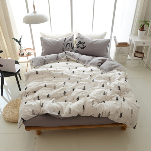 Mill MaisonMill Maison NORDIC LOVE ARTISTRY ROMANCE 100% COTTON DUVET QUILT COVER SET - Home Decor NORDIC LOVE ARTISTRY ROMANCE 100% COTTON DUVET QUILT COVER SET - Home Styling Ideas