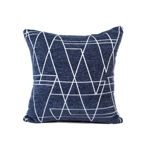 Mill MaisonMill Maison CONTEMPORARY GEOMETRIC DECORATIVE CHENILLE CUSHION COVER - Home Decor CONTEMPORARY GEOMETRIC DECORATIVE CHENILLE CUSHION COVER - Home Styling Ideas