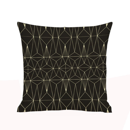 Mill MaisonMill Maison SIGMA GEOMETRIC MODERN DESIGN COTTON LINEN CUSHION COVER - Home Decor SIGMA GEOMETRIC MODERN DESIGN COTTON LINEN CUSHION COVER - Home Styling Ideas