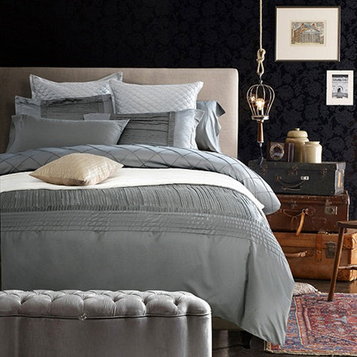 Mill MaisonMill Maison ASHLEIGH 100% SILK LUXURY HOTEL DUVET QUILT COVER SET - Home Decor ASHLEIGH 100% SILK LUXURY HOTEL DUVET QUILT COVER SET - Home Styling Ideas