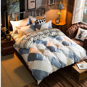 Mill MaisonMill Maison ARCHIE CONTEMPORARY GEOMETRIC DESIGN DUVET QUILT COVER SET - Home Decor ARCHIE CONTEMPORARY GEOMETRIC DESIGN DUVET QUILT COVER SET - Home Styling Ideas