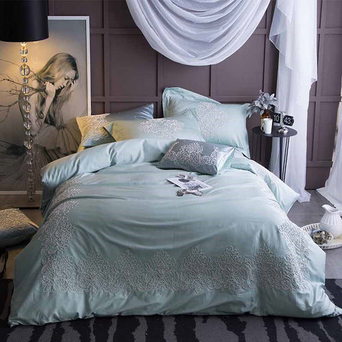 Mill MaisonMill Maison EVANGELINE EGYPTIAN COTTON ELEGANT DUVET QUILT COVER SET - Home Decor EVANGELINE EGYPTIAN COTTON ELEGANT DUVET QUILT COVER SET - Home Styling Ideas