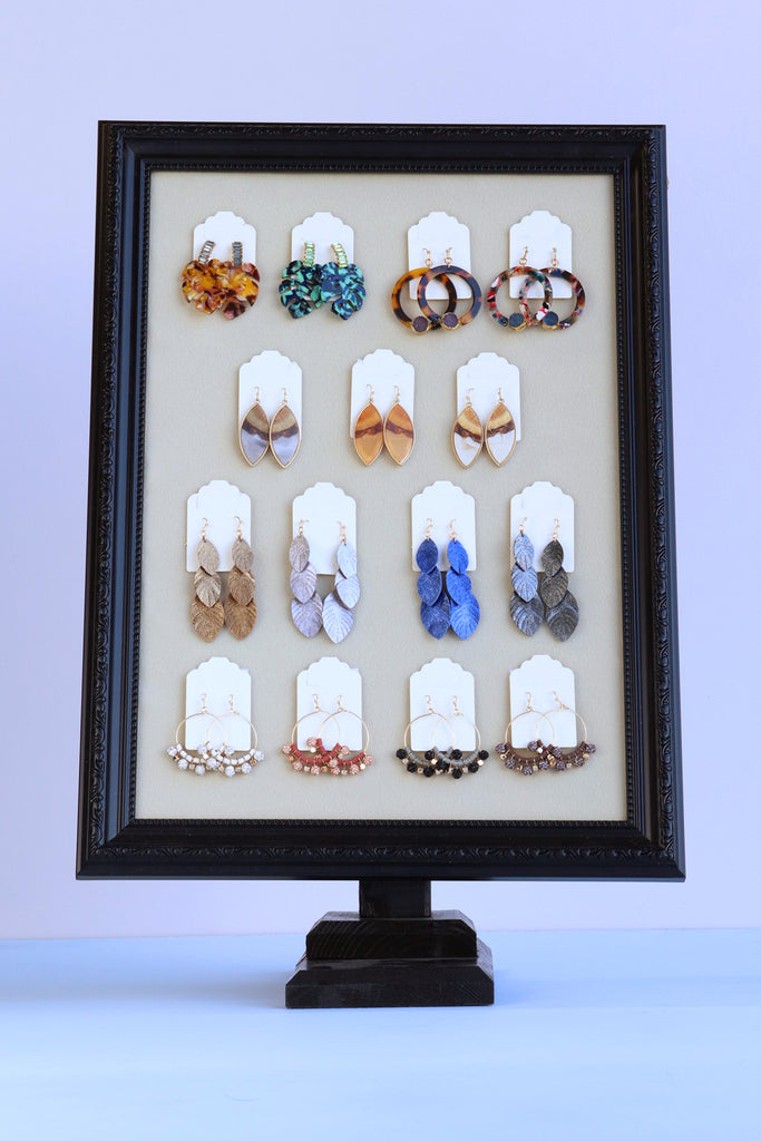 Display Inspiration #2: Jewellery