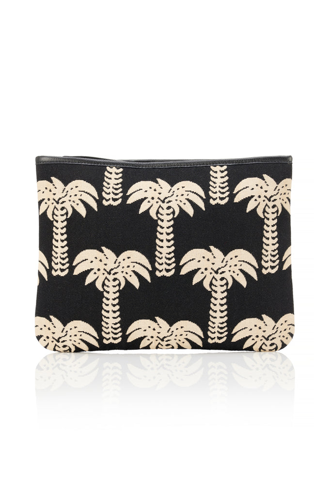 Beach Pouch - Palm Trees
