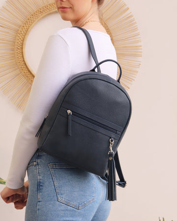 Sophie Backpack - Navy