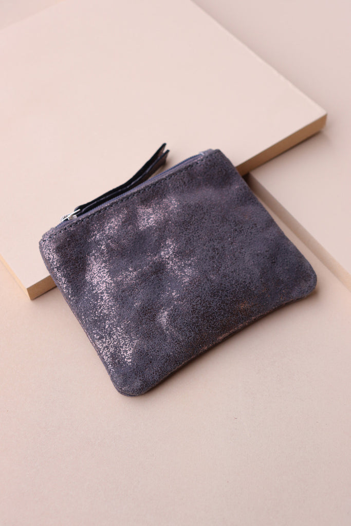Coin Purse - Pewter