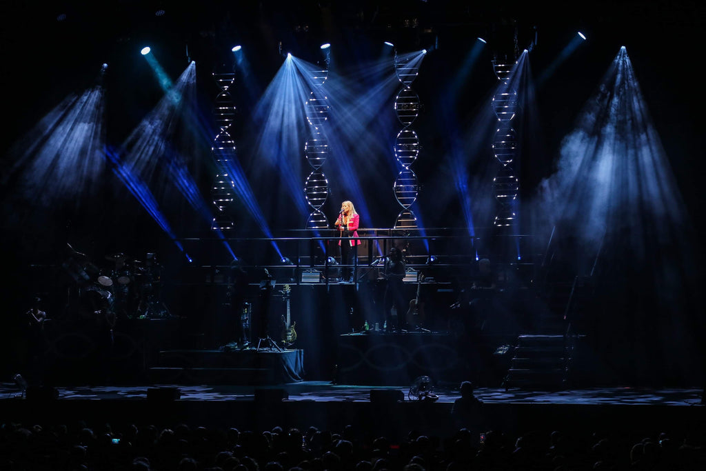 Simon Horn Adapts Anastacia Tour Rig With ChamSys MagicQ MQ500 Stadium