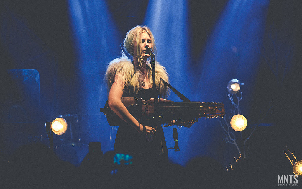 David Howard Powers Many Facets  Of Myrkur With ChamSys
