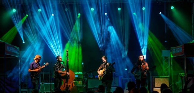 John Berret Supports Aiken Bluegrass Festival