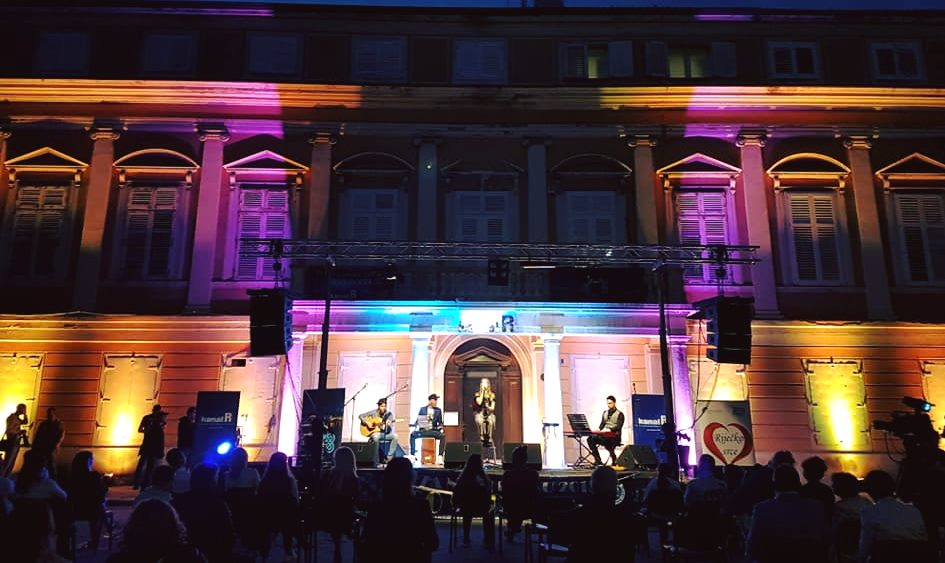 G.I.S. Sound and Light Brings Rijeka's Town Center Back To Life With Help From ChamSys