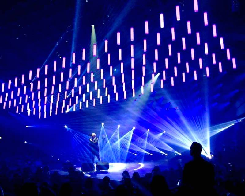 ChamSys Powers Transformative Show For Greek Legend Antonis Remos